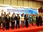 ASEAN busca fortalecer conectividad intrabloque