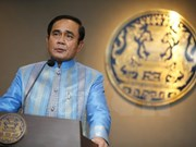Premier tailandés llama al pueblo a la calma