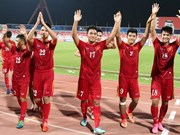 Vietnam continúa su sueño en campeonato asiático de fútbol
