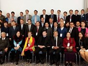 Vietnam promueve comercio e inversión en Alemania