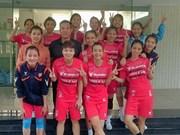 Dos medallas de oro para Vietnam en la Copa del Rey de Sepak Takraw