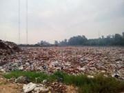 Hanoi aplica tecnología japonesa en tratamiento de residuos