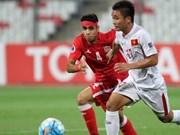 Vietnam se clasifica para Copa Mundial de Fútbol Sub-20