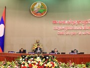Comenzó segundo período de sesiones de Parlamento de Laos