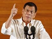 Duterte: Filipinas no promoverá alianza militar con ningún otro país