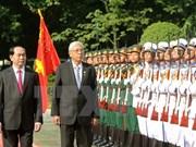 Vietnam y Myanmar robustecen lazos políticos y diplomáticos