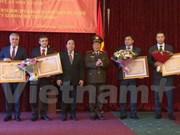 Vietnam otorga Orden de Amistad a órganos de Rusia