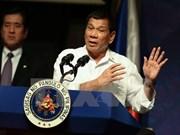 Duterte quiere poner fin a la presencia militar extranjera en Filipinas