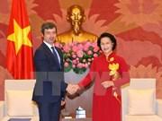 Parlamento vietnamita apoya una mayor cooperación judicial con Italia