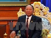 Destacan buen desarrollo de lazos de amistad y cooperación Vietnam-Camboya