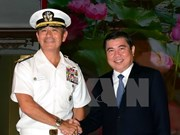 Comandante de EE.UU. aprecia apoyo vietnamita en búsqueda de desaparecidos militares