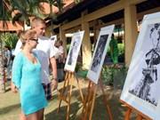 Más de ocho millones turistas extranjeros visitaron Vietnam