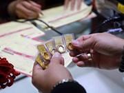 Aumentan exportaciones vietnamitas de gemas y metales preciosos
