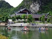 Ninh Binh promueve valores de patrimonio cultural y natural de Trang An