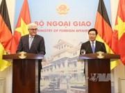 Vietnam y Alemania por impulsar cooperación en todas las esferas