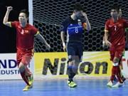 Vietnam acogerá Campeonato sudesteasiático fútbol de sala en 2017