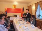 Ayudan vietnamitas en Francia y Mongolia a coterráneos afectados por inundaciones
