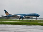 Vietnam Airlines opera Airbus A350 para vuelos a Osaka