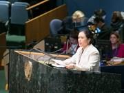Vietnam ratifica compromiso de garantizar y promover derechos humanos