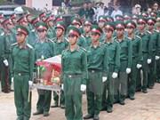 Continúan búsqueda de restos de combatientes vietnamitas caídos en Camboya