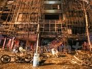 Premier pide investigar grave incendio en Hanoi