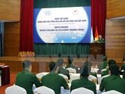 Capacitan a profesores vietnamitas de mantenimiento de la paz