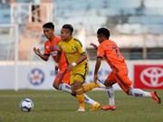 Pierde club vietnamita en Torneo del fútbol de delta del río Mekong