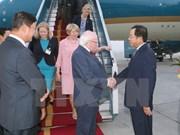 Prensa de Irlanda: Visita del presidente fomentará relaciones con Vietnam