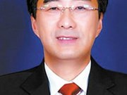 Alto funcionario partidista vietnamita recibe a delegación juvenil china
