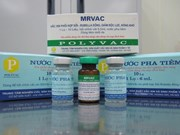 Vietnam logra producir vacuna contra sarampión y rubeola