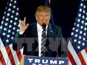 Dirigentes de Vietnam felicitan a Donald Trump por su triunfo electoral