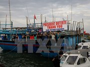 Presidente vietnamita agradece a Filipinas por liberar a 17 pescadores connacionales