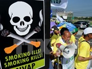 Vietnam asiste a conferencia mundial para control de tabaco