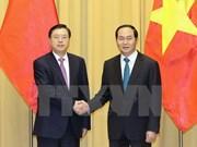 Vietnam concede importancia al fomento de nexos con China
