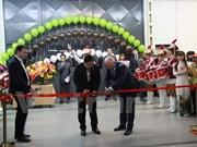 Inauguran en Rusia zona industrial de Vietnam