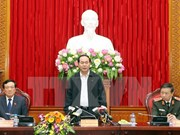 Presidente urge a organismos de investigación a descubrir más casos de corrupción