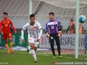 Vietnam empata con México en torneo internacional de fútbol