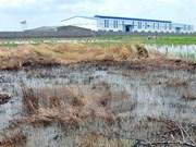 Vietnam y Alemania cooperan en eliminación de metales pesados en suelos