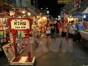 Turismo de Tailandia registra fuerte incremento en ingreso