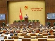 Parlamento de Vietnam continúa revisión de proyectos de leyes