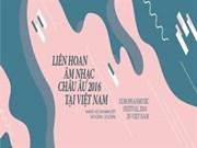 Festival de música europea tendrá lugar este mes en Vietnam