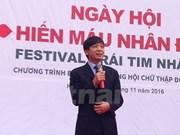 Lanzan en Hanoi movimiento de donación de sangre