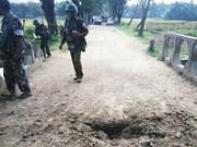 Myanmar: Ocho muertos en enfrentamientos entre el ejército y opositores