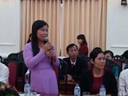 Destacan contribuciones de maestros al desarrollo educacional en islas de Vietnam