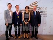 """Premio asiático honra """"arquitectura de felicidad"""" de un vietnamita"""
