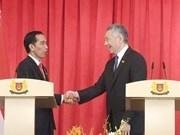Indonesia y Singapur refuerzan la cooperación