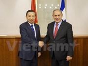 Vietnam e Israel hacia cooperación más profunda