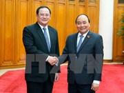 Vietnam y Laos aceleran proyectos conjuntos de inversión