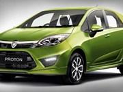 Compañía automotriz malasia Proton impulsa negocios con empresas extranjeras