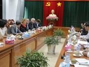 Alemania respalda al cambio climático en Delta del río Mekong en Vietnam